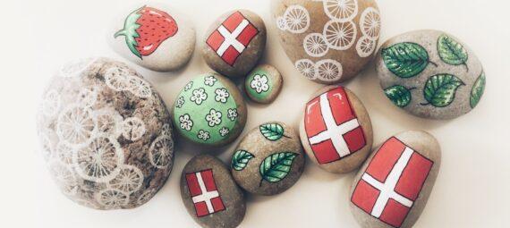 Maling på sten