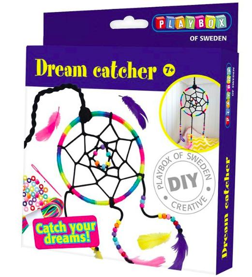 Lave din egen drømmefanger med DIY-drømmefanger til børn