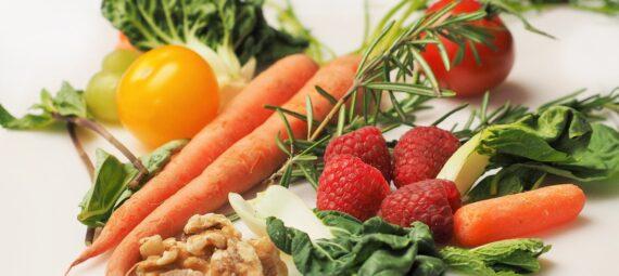 Billede af grøntsager